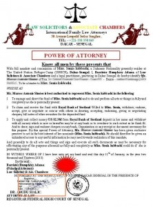 Power of Attorney - Analise de Fraudes Online (Phishing Scam)