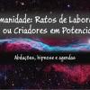 Humanidade: Ratos de Laboratório ou Criadores em Potencial